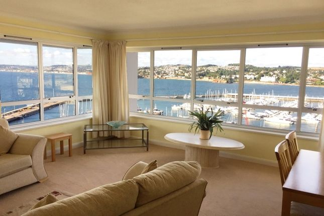 Thumbnail Flat to rent in Edenhurst Court, Parkhill Road, Torquay