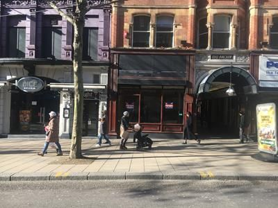 Thumbnail Retail premises to let in Unit 1, Howard House, 32-34 High Street, Croydon