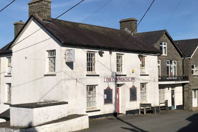 Thumbnail Commercial property for sale in Cilcennin, Nr Aberaeron