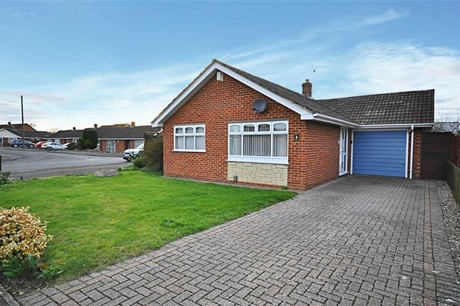 Thumbnail Bungalow for sale in Warren Close, Churchdown, Gloucester