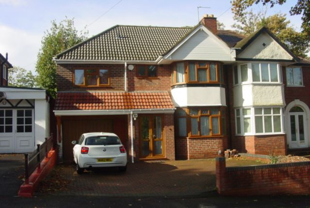 Thumbnail Semi-detached house to rent in Ireton Road, Birmingham