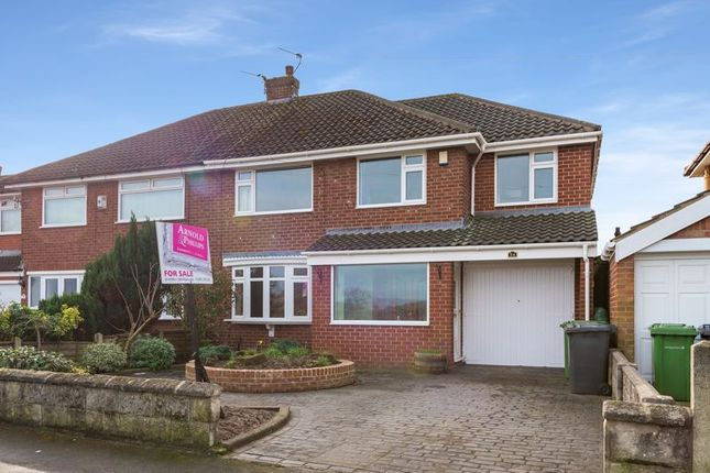 Thumbnail Semi-detached house for sale in Kenyons Lane, Lydiate, Liverpool