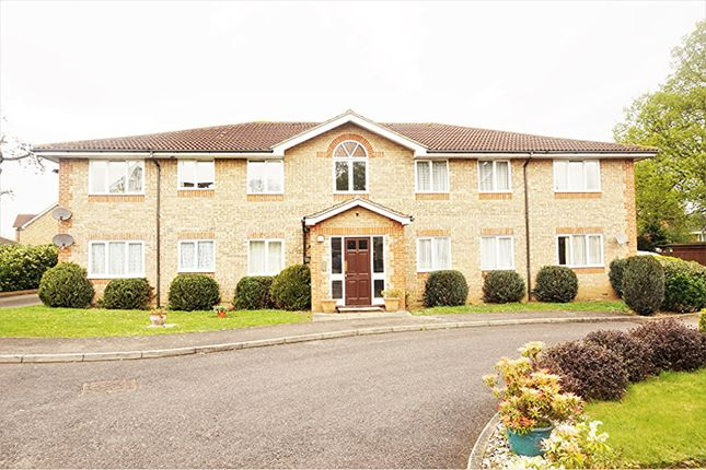 Thumbnail Flat for sale in Alnwick Close, Basildon