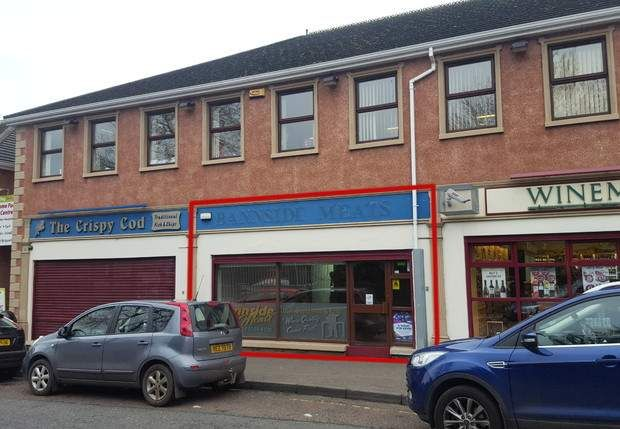 Thumbnail Retail premises to let in Galgorm Court, Raphael Way, Ballymena, County Antrim