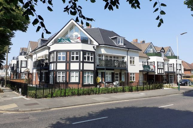 Thumbnail Flat for sale in Burns Court, 102 Balgores Lane, Gidea Park, Essex