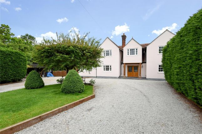 Thumbnail Detached house for sale in Thornwood Road, Epping, Essex