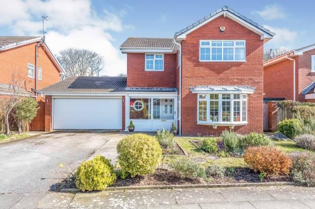 Thumbnail Detached house for sale in Vicarage Road, Formby, Liverpool, Merseyside