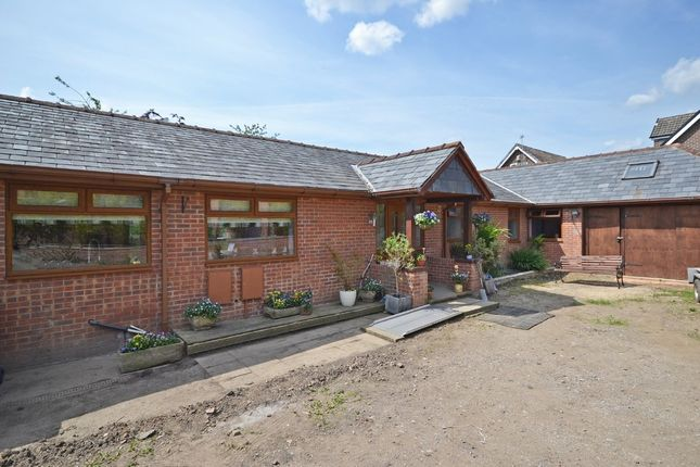 Thumbnail Detached bungalow for sale in Peel Street, Horbury, Wakefield
