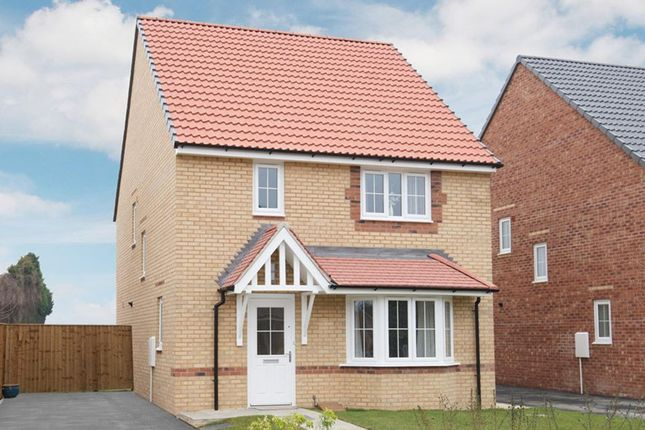 "Thumbnail Detached house for sale in ""Chesham"" at Bruntcliffe Road, Morley, Leeds"