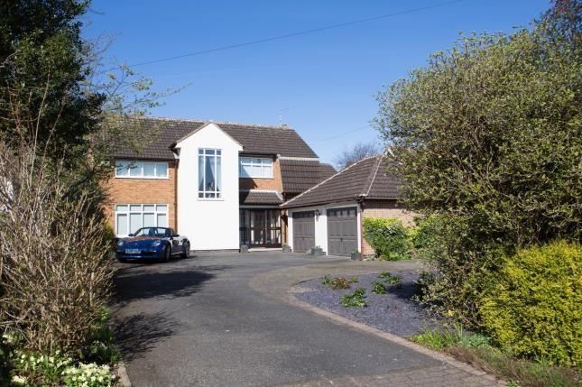 Thumbnail Detached house for sale in Hollies Drive, Edwalton, Nottingham