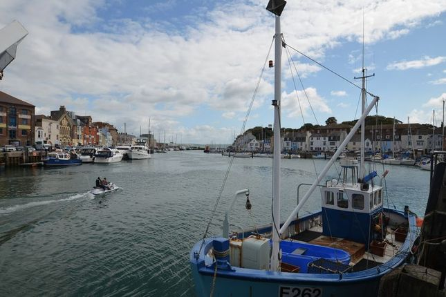 Thumbnail Flat for sale in Lloyd Terrace, Chickerell Road, Chickerell, Weymouth