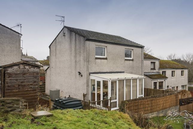 Thumbnail End terrace house for sale in Mackay Terrace, Avoch, Ross-Shire, Highland