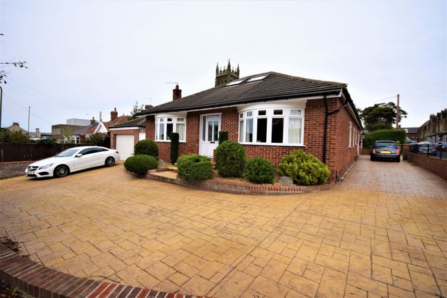 Thumbnail Detached bungalow for sale in Princes Road, Saltburn-By-The-Sea