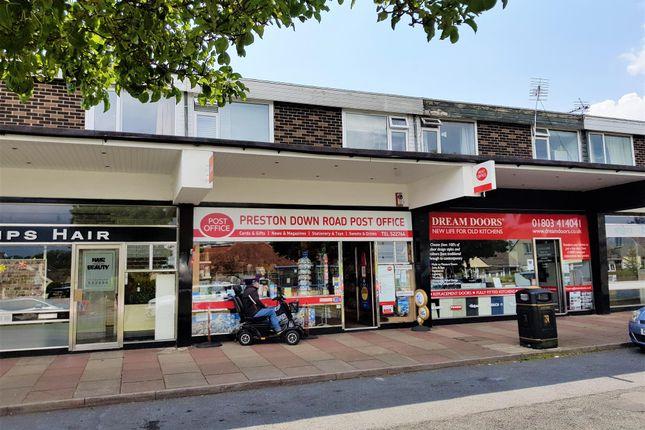 Retail premises for sale in Busy Lock-Up Post Office In Paignton TQ3, Preston, Devon