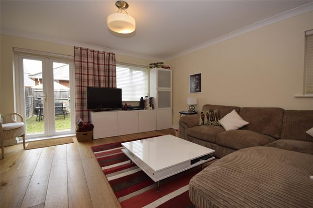 Thumbnail End terrace house to rent in Reynolds Avenue, Redhill, Surrey