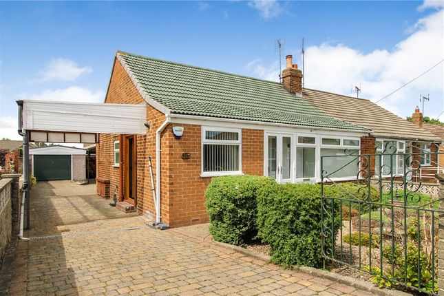 Thumbnail Bungalow for sale in Sandhill Close, Harrogate, North Yorkshire