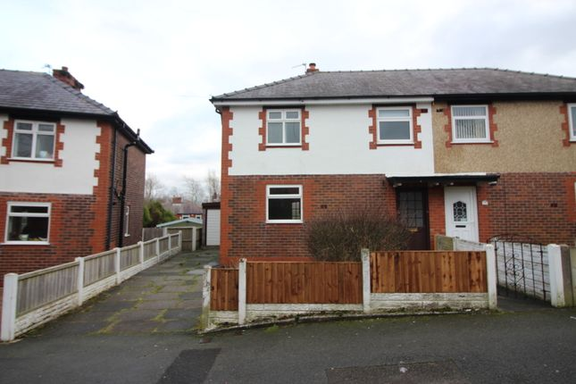Thumbnail Semi-detached house to rent in Jubilee Avenue, Orrell, Wigan