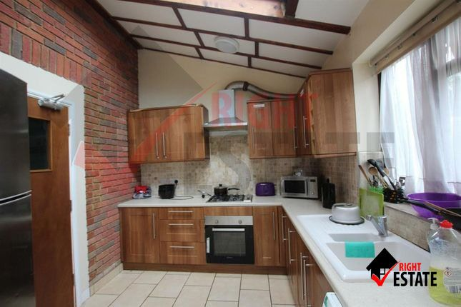 Thumbnail 5 bed semi-detached house to rent in Huntsman Road, Hainault