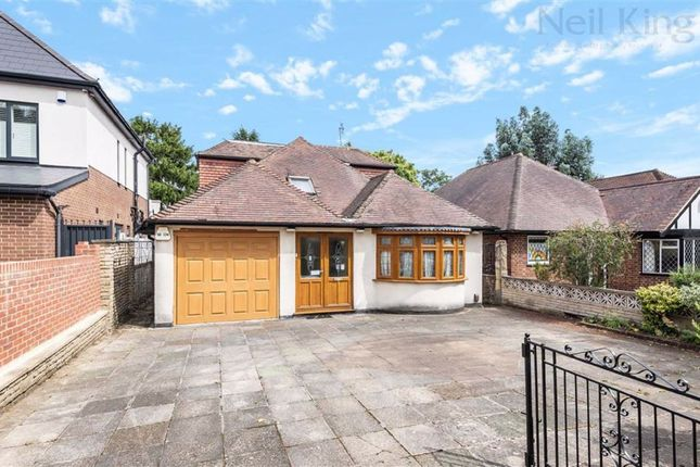Thumbnail Detached bungalow for sale in Malford Grove, South Woodford, London