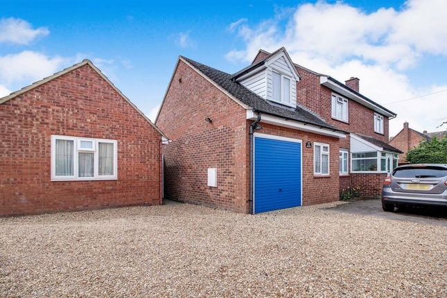 Thumbnail Detached house for sale in Mountfort Close, Eynesbury, St. Neots