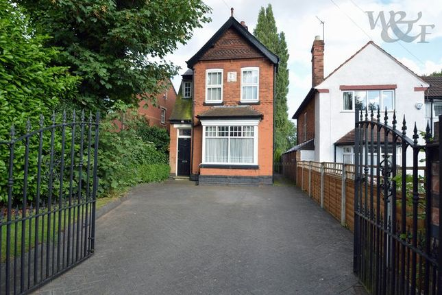 Thumbnail Detached house for sale in Orchard Road, Erdington, Birmingham
