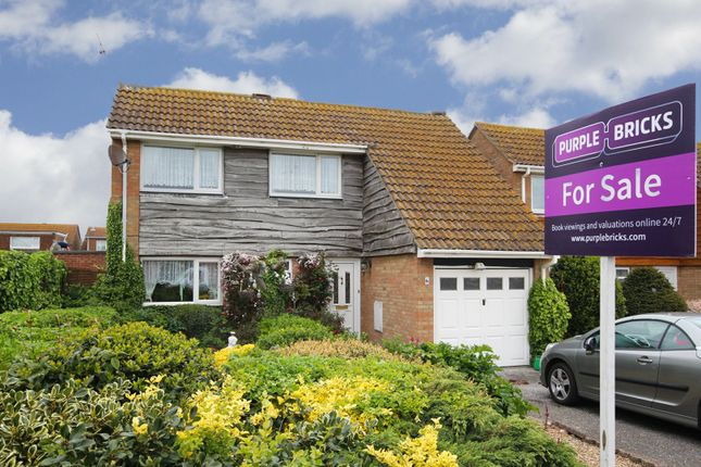 Thumbnail Detached house for sale in Eynsford Close, Palm Bay