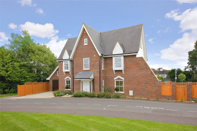Thumbnail Detached house for sale in Allum Lane, Elstree, Borehamwood, Hertfordshire
