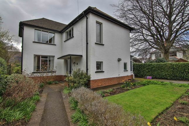 Thumbnail Detached house for sale in Deri Road, Abergavenny