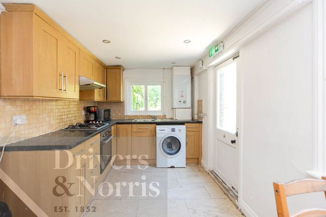 Thumbnail Detached house to rent in Calverley Grove, Archway, London