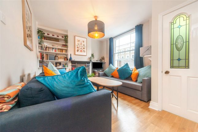 Thumbnail Terraced house to rent in St. Leonards Square, London