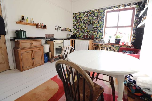 Kitchenette of Cambrian Terrace, Borth, Ceredigion SY24