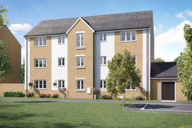 """1 bed flat for sale in """"The Withers"""" at Arcaro Road, Andover SP11"""