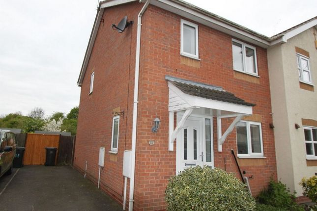 Thumbnail Semi-detached house to rent in Fulwood Drive, Long Eaton
