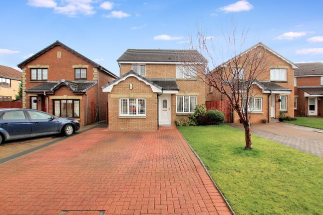 Thumbnail Detached house for sale in Beechwood, Wishaw
