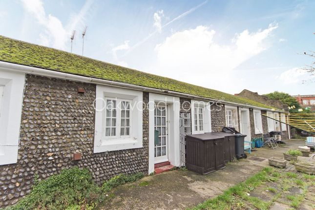 Thumbnail Terraced bungalow for sale in Eagle Cottages, Eagle Hill, Ramsgate