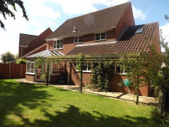 Thumbnail Detached house for sale in Little Melton, Norwich, Norfolk