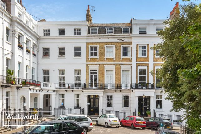 Thumbnail Flat to rent in Sussex Square, Brighton, East Sussex