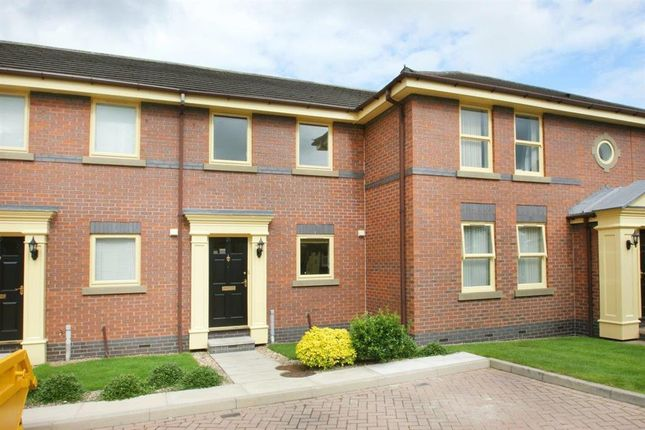 Thumbnail Town house for sale in Eliot Court, Fulford, York