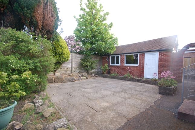 Garden of Fylde School Cottages, Normoss Road, Blackpool FY3