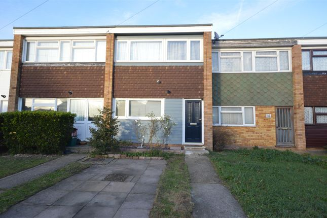 Thumbnail Terraced house to rent in St. Marks Road, Clacton-On-Sea