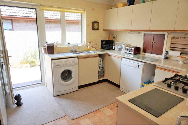 Kitchen of Burn Close, Verwood BH31