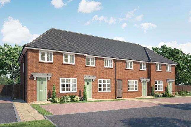 """3 bed terraced house for sale in """"Ledbury 3"""" at Mansfield Road, Breadsall, Derby DE21"""
