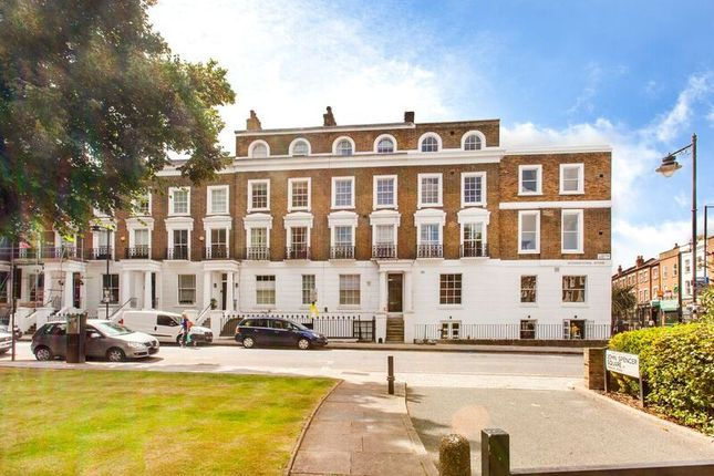 Thumbnail Flat to rent in Compton Road, London