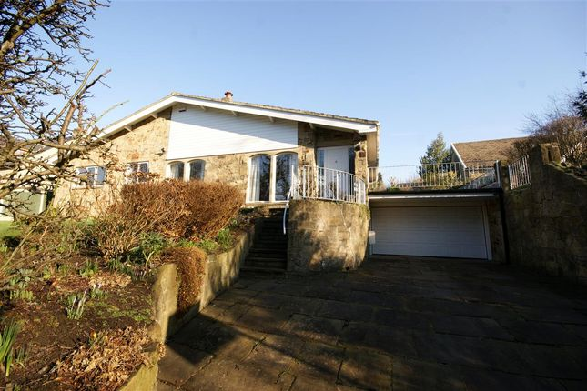 Thumbnail Detached bungalow for sale in Glynrroen, Westgate, Brighouse