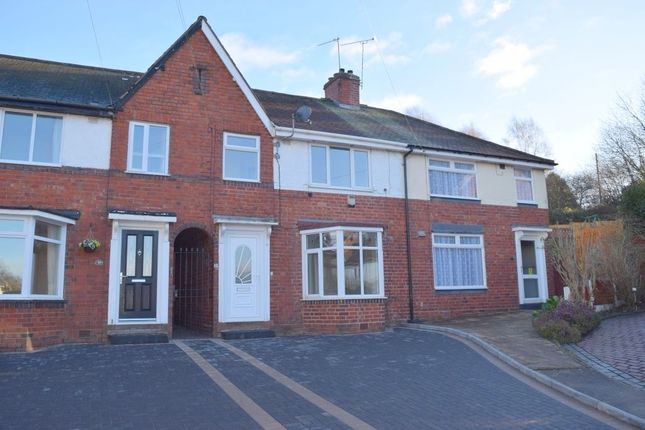 Thumbnail Terraced house for sale in Slatch House Road, Bearwood, Smethwick
