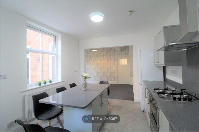 5 bed terraced house to rent in Stanley Street, Derby DE22