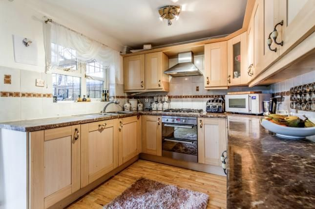 Kitchen of Chesterton Road, Cliffe, Rochester, Kent ME3