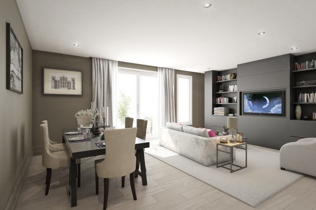 Thumbnail Flat for sale in The Lincolns, Gray's Inn Road, Bloomsbury