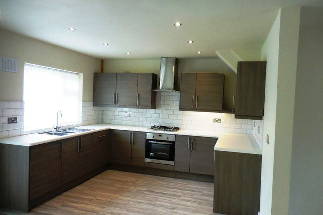 3 bed terraced house for sale in Claverdon Road, Mount Nod, Coventry