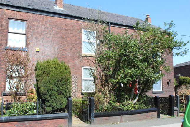 Thumbnail Terraced house to rent in Church Road, Kearsley